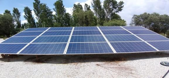 eneras güneş paneli temizleme