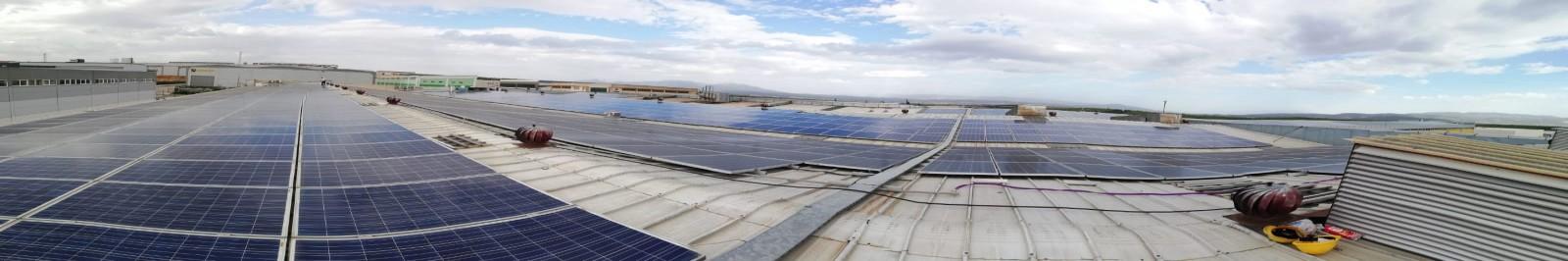güneş paneli temizleme